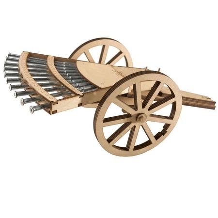Купить Сборная модель пистолета Revell «Леонардо да Винчи»