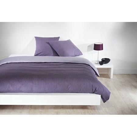Купить Комплект постельного белья Dormeo Costume. 1-спальный. Цвет: лиловый