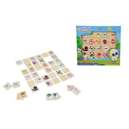 Купить Игра настольная для развития памяти Eichhorn «Yoohoo&Friends»