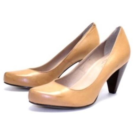 Купить Туфли Klimini «Глория». Цвет: бежевый