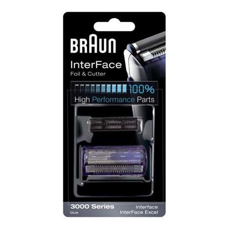 Купить Сетка и режущий блок Braun 3000