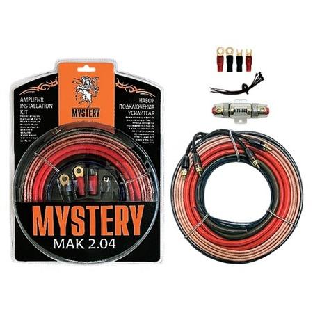 Купить Набор для подключения 2-х канального усилителя Mystery MAK 2.04