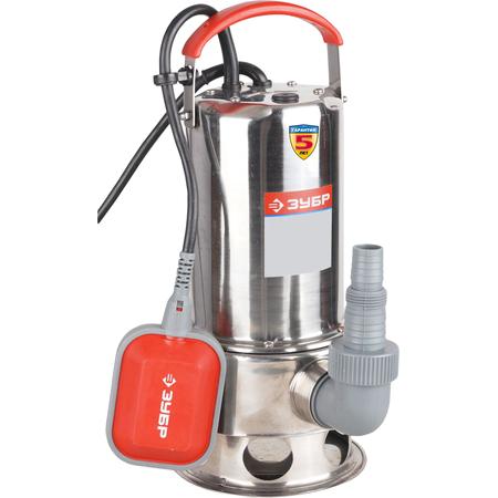 Купить Насос погружной для грязной воды Зубр ЗНПГ-550-С