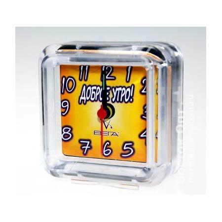 Купить Будильник Вега Б 1-009 «Доброе утро!»