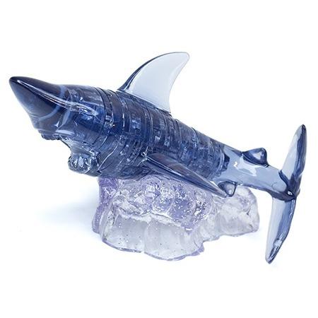 Купить Кристальный пазл 3D Crystal Puzzle «Акула»