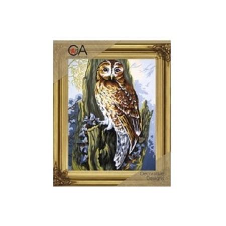 Купить Канва для вышивания с нитками Collection D'art 6252K