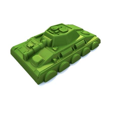 Купить Форма пластиковая Выдумщики «Танк»