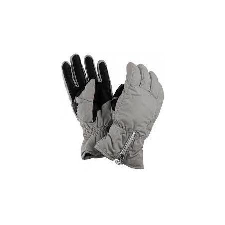 Купить Перчатки горнолыжные GLANCE Donna (2012-13). Цвет: серый