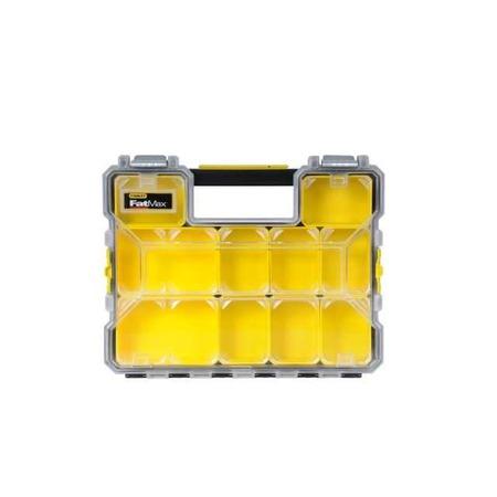 Купить Органайзер профессиональный STANLEY FatMax Shallow Pro Plastic Latch 1-97-519