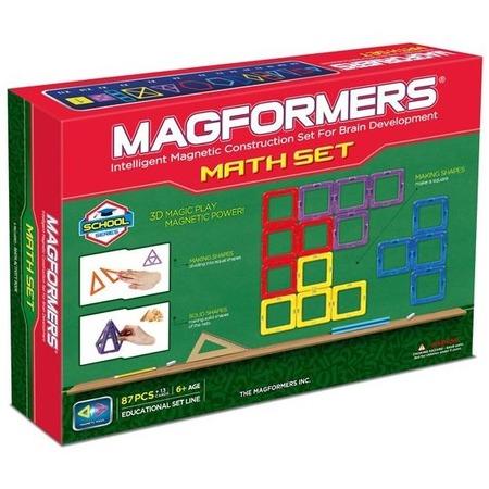 Купить Конструктор магнитный Magformers Увлекательная математика