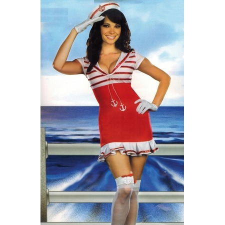 Купить Костюм морячки Dear girl «Sassy sailor»