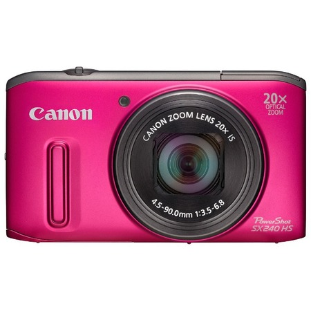 Купить Фотокамера цифровая Canon PowerShot SX240 HS
