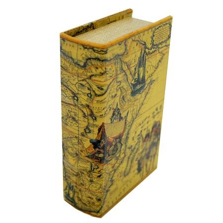 Купить Книга-сейф ALPARAISA «Карта первооткрывателей» СС0023/1