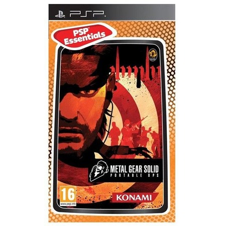 Купить Игра для ps SONY Metal Gear Solid Portable Ops. Essentials (eng)