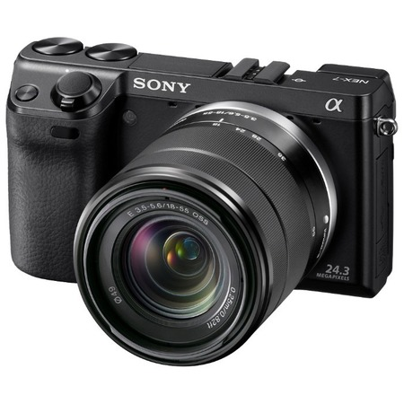 Купить Фотокамера цифровая SONY NEX-7 Kit 18-55mm
