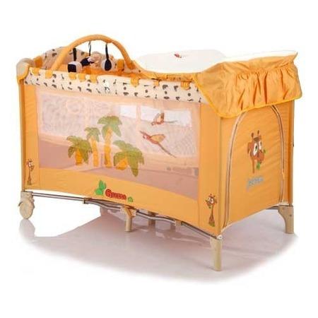 Купить Манеж-кровать JETEM Afrika C2