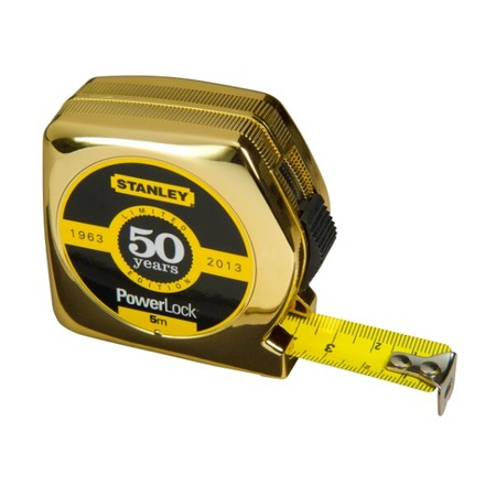Купить Рулетка STANLEY STHT0-33353 Powerlock «золотая»