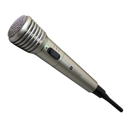 Купить Микрофон динамический беспроводной DEFENDER MIC-140