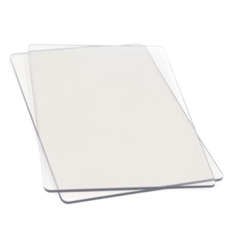 Купить Пластина стандартная для вырубки прозрачная Sizzix 655093