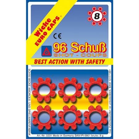 Купить Пистоны Sohni-Wicke 8-зарядные