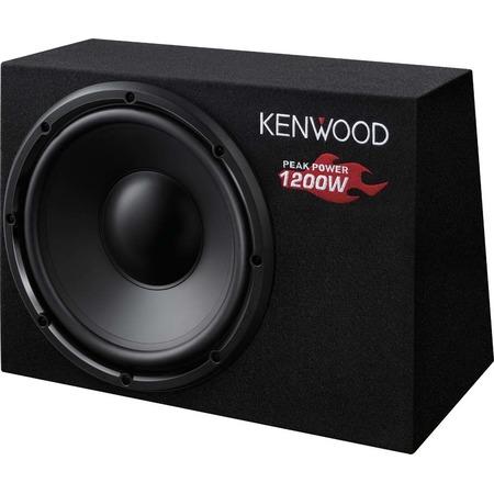 Купить Автосабвуфер Kenwood KSC-W1200B