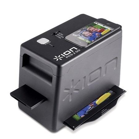 Купить Сканер для плёнки и фото ION iPics 2 Go