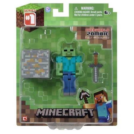 Купить Набор игровой c фигуркой и аксессуарами Minecraft «Зомби»