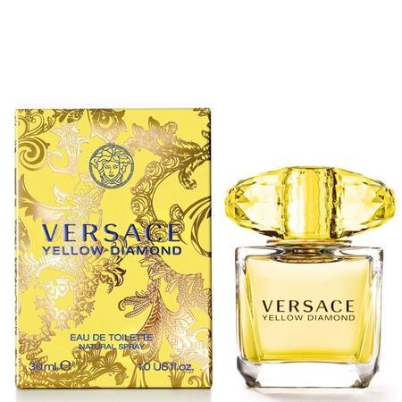 Купить Туалетная вода для женщин Versace Yellow Diamond, 30 мл