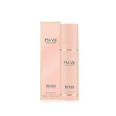 Купить Дезодорант-спрей для женщин Hugo Boss Ma Vie
