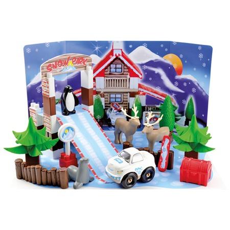 Купить Конструктор Ecoiffier «Рождественский календарь»