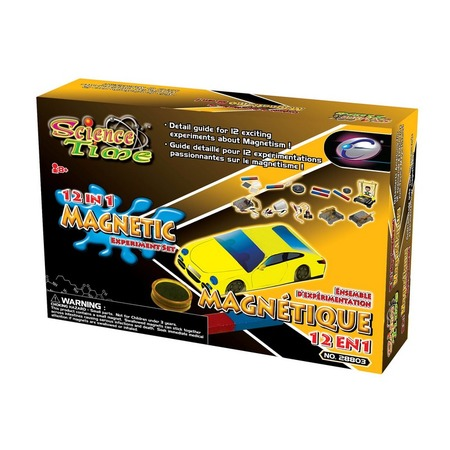 Купить Наглядное пособие Eastcolight «Эксперименты с магнитами» 28803