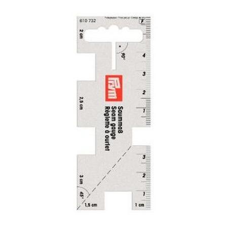 Купить Линейка для разметки припусков Prym 610732