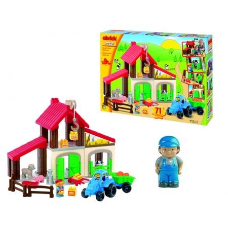 Купить Конструктор Ecoiffier «Фермерский домик»