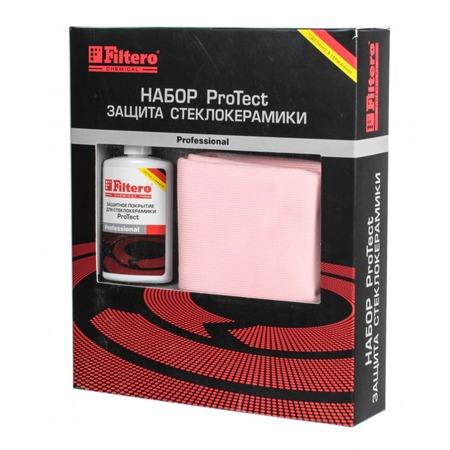 Купить Набор для защиты стеклокерамики от повреждений и загрязнений Filtero 207