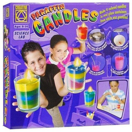 Купить Набор для изготовления свечей Creative 5674