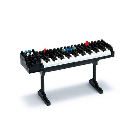 Купить Мини-конструктор Nanoblock «Синтезатор»