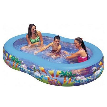 Купить Бассейн надувной Intex 56490