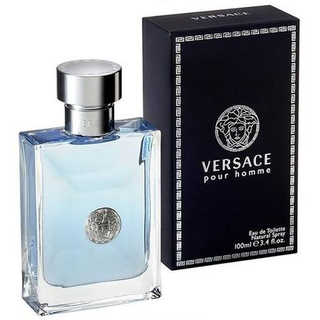 Купить Туалетная вода для мужчин Versace Pour Homme