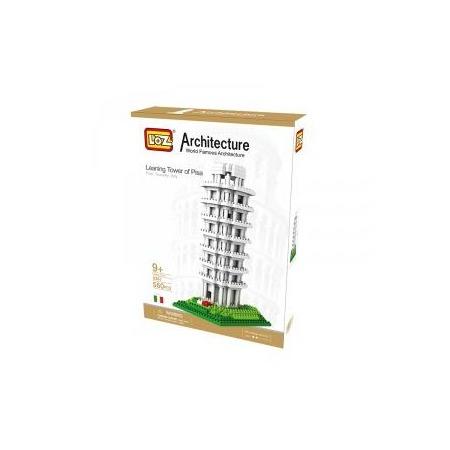 Купить Конструктор - игровой набор Loz «Пизанская башня»
