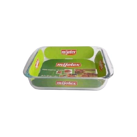 Купить Форма для запекания из стекла Mijotex PL3
