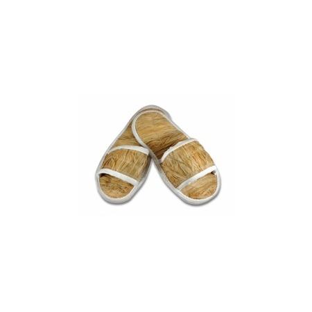 Купить Тапочки из лыка женские Банные штучки 33260