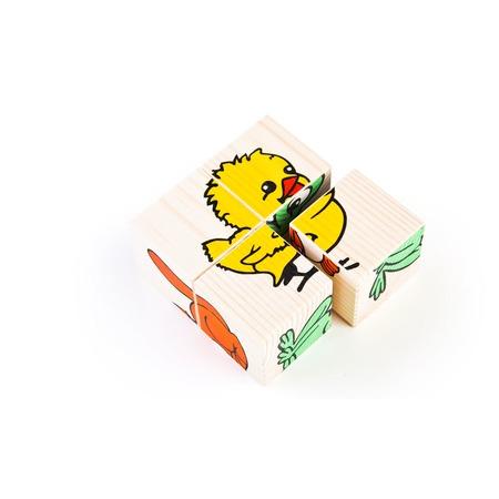 Купить Кубики Томик «Животные»