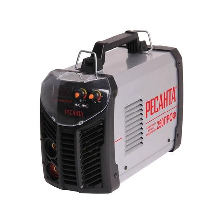 Купить Сварочный аппарат инверторный Ресанта САИ 250ПРОФ