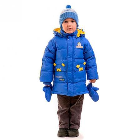 Купить Куртка детская для мальчика Sp-Show ЯВ115058. Цвет: синий