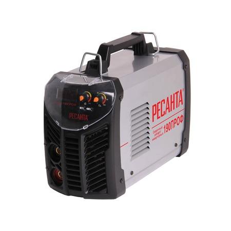Купить Сварочный аппарат инверторный Ресанта САИ 190ПРОФ