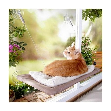 Купить Лежанка подвесная для кошек Bradex «Теплое местечко»