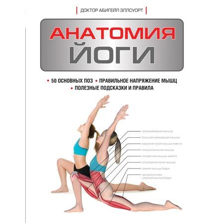 Купить Анатомия йоги