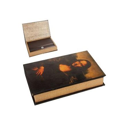 Купить Книга-сейф «Мона Лиза» СС0006/1