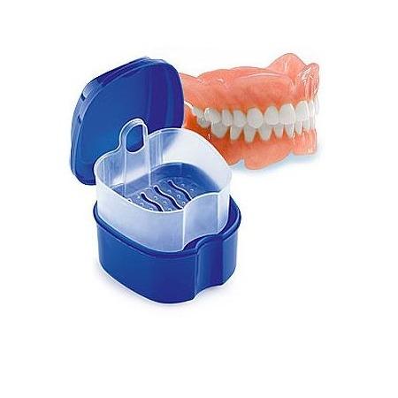 Купить Контейнер для съемных протезов Bradex «Мои зубки»