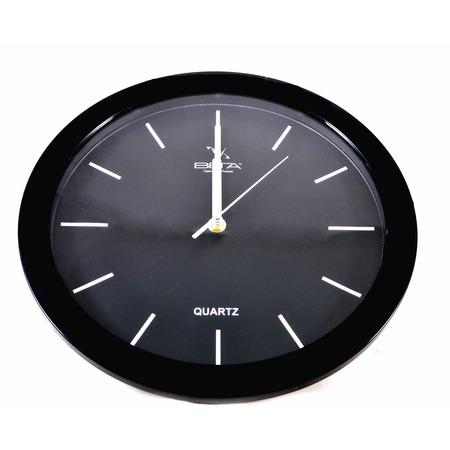 Купить Часы настенные Вега П 1-6/6-23 Черный кант